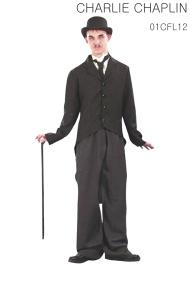 Le frac, le pantalon, le plastron et la cravate
