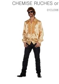 La chemise à ruches