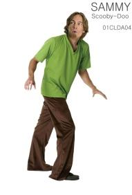 La chemise, le pantalon, la perruque et la barbichette